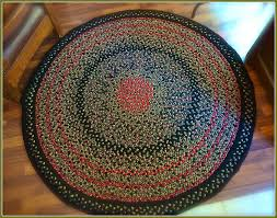 round braided rugs canada