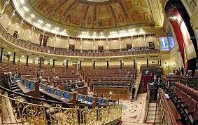 Risultati immagini per congreso de los diputados