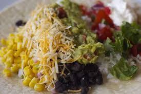 Homemade Chipotle Burrito - Recipe ...