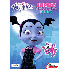 Then download the application immediately. Vampirina Coloring Activity Book Party City