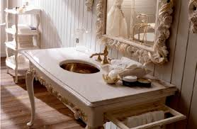 Badezimmer Vintage Style Romantische Bäder Im Retrolook My