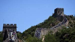china s great wall is longer than