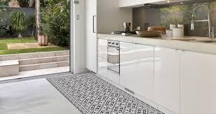 Vinyl Kitchen Floor Mats Sacred Geometry Of Old Tiles Brought To Life On Vinyl Israel21c