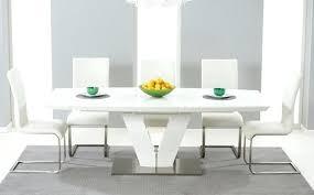 white dining table set extending high gloss dining table sets round white gloss dining table