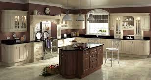 Kitchen Idea The Most Fabulous Cream Kitchen Cabinets Island Kitchen Idea For