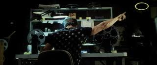 fight club i am jack s manic depression scanners roger ebert a paper starbucks coffee cup rides back and forth on the copy machine he s using and everyone in the office takes a sip of their starbucks in synch