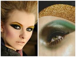 back to the 80s makeup in 6 steps