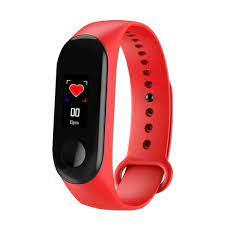 Đồng hồ đeo tay thông minh Đồng hồ đeo tay Vòng đeo thể tay áp huyết dục  HeartRate dõi Theo M3s P1K4 - Đồng hồ thông minh