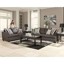 living room set. Levon Charcoal Living Room Set -