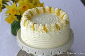 Lemon Drizzle Layer Cake Makes Bakes And Decor