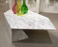 Modern Marble Coffee Table Modern Abstract Marble Coffee Table Mecox Gardens