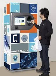 Reverse Vending Machines Delectable Smart Reverse Vending Dispensadores Pinterest Vending Machine