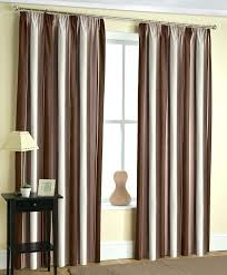 brown blackout curtains. Large Size Of Colored Curtains Blue Grey Black And Beige Ready Brown Coral M . Amazing Gray Blackout