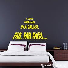 star wars wall art wall art vinyl