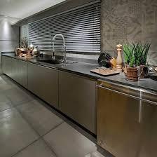 silestone countertop kitchen black gray carbono