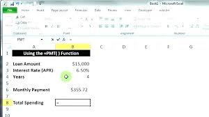 Mortgage Calculator Excel Formula Mortgage Calculator Balloon