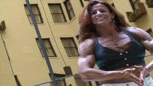 Christina Rhodes - Female Bodybuilder | PopScreen