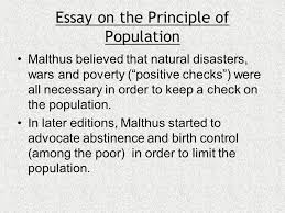 thomas robert malthus sources ashlab apgeographymaura  6 essay on the principle of population