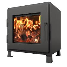 to see our modern wood stoves with a massive glass viewing window and ever clean glass