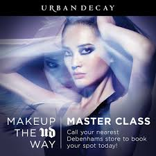 makeup the ud way