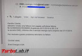 Enel Energia, fattura non pagata: è una truffa ...