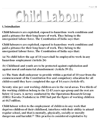 child labour should be a punishable offence apa handbook of dissertation writing services dubai