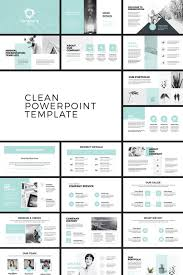 Company Presentation Template Ppt Company Pro Powerpoint Template Powerpoint Design