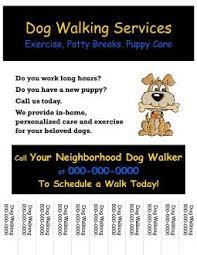 1000+ images about dog walking on Pinterest | Dog walking business ... dog walking flyer