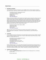 018 retail business plan example fashion sample lovely template best plans