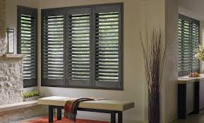 plantation shutters boston shades place heritancehcs truview den used arched shutter wall decor wood roller faux