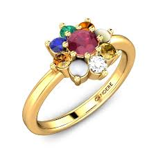 Ring Designs With Multiple Stones Gemstone Rings Buy Latest Design Of Gemstone Rings For