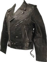 bikestar black leather motorcycle jacket