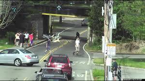The Low-Clearance East Street Bridge in Massachusetts Destroys ...