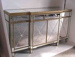 mirrored buffet cabinet. Mirrored Buffet Sideboard Cabinet S