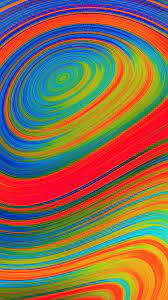 vx29-circle-earth-orange-color-pattern ...