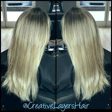 Blonde Balayage With Babylights Goldwell Hair