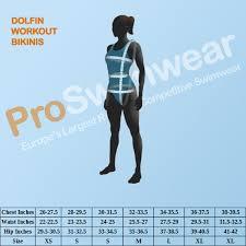 Dolfin Swimwear Size Chart Dolfin Uglies Womens Zenon Workout 2 Piece Swimsuit