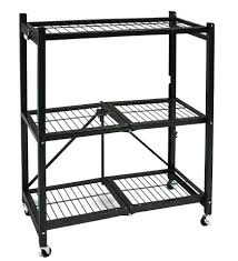 metal garage storage cabinets. storage rack folding shelves w/ wheels heavy duty shelf metal garage cabinets