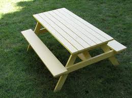 13 Free Picnic Table Plans In All Shapes And SizesHow To Make Picnic Bench
