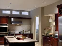 Recessed Lighting For Kitchen Best Recessed Lighting For Kitchen With Decorative Wall Shelves
