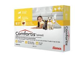 comfortis for cats 24 lbs u0026 dogs 3349 lbs comfortis for dogs8