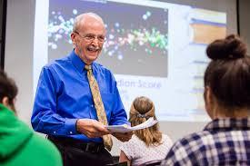 English Professor Brent Kendrick followed his grade school dream ...