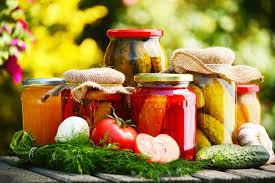 Правила маринования овощей на зиму