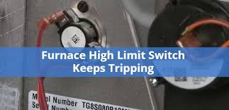 furnace high limit switch keeps