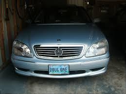 dougfresh1 2001 Mercedes-Benz S-ClassS500 Sedan 4D Specs, Photos ...
