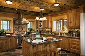 rustic cabin kitchen rustic log cabin kitchen cabinets log cabin kitchens with rustic cabin kitchen decor pictures of rustic cabin kitchens