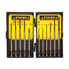 <b>Набор отверток Stayer 2560-H11_z01</b> - цена, фото - купить в ...