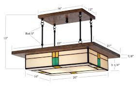 gallery of creative outstanding unique mission style light fixture design examples for your home decor