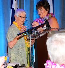 Myrtle Hudson receives UCT Lifetime Achievement Award | UCT