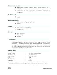 Interests On Resume Amazing Interests On Resume Skill And Interest In Resumes Interests Resume